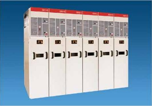XGN15-12交流高压六氟化硫环网柜