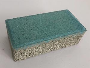 福州厂家的PC仿石透水砖有什么特点