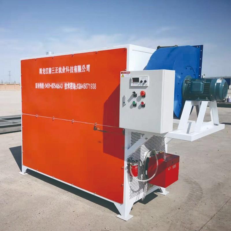 RFLY-10全自动燃油热风炉