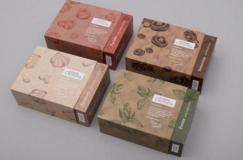 糧油食品包裝設計的21個細節