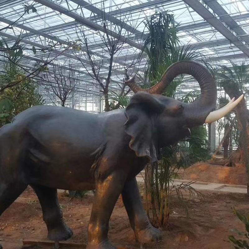 不同的动物雕塑有着怎样不同的寓意?