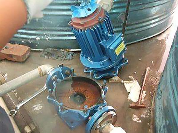 水泵维护保养
