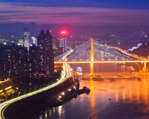 重庆石门嘉陵江大桥