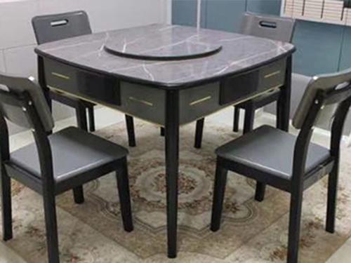 餐桌麻将机案例展示