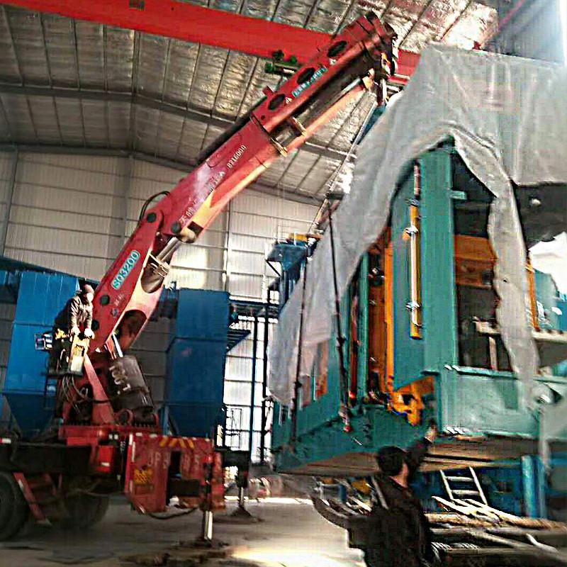 在大型设备搬运装卸前需要做哪些工作?