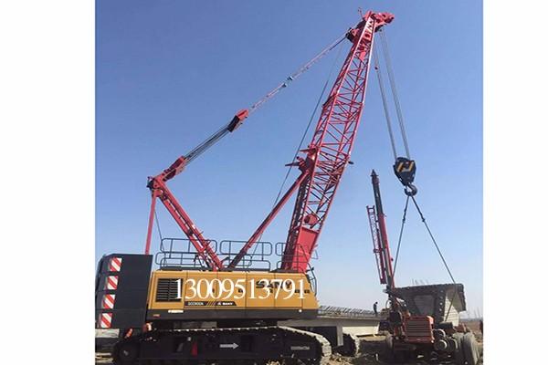 呼市500吨吊装机械租赁公司价格