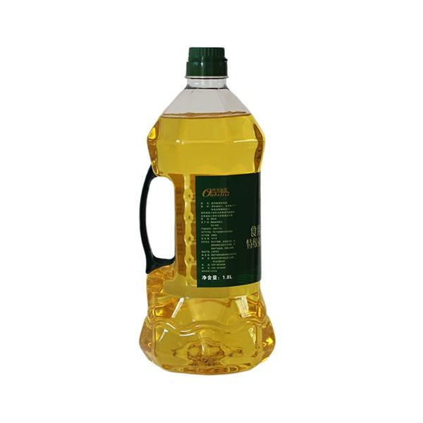 食用植物调和油初榨橄榄清香型1.8L