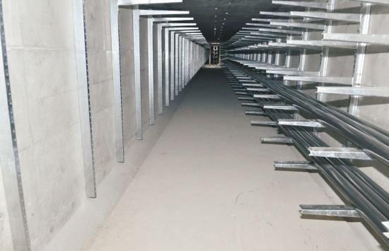 综合管廊支吊架系统的运用及特点
