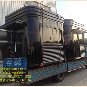 浙江湖州-岗亭从盛阳工厂发出