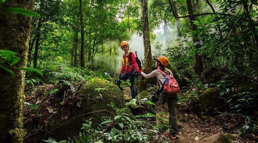 成都企业团队拓展项目-森林定向