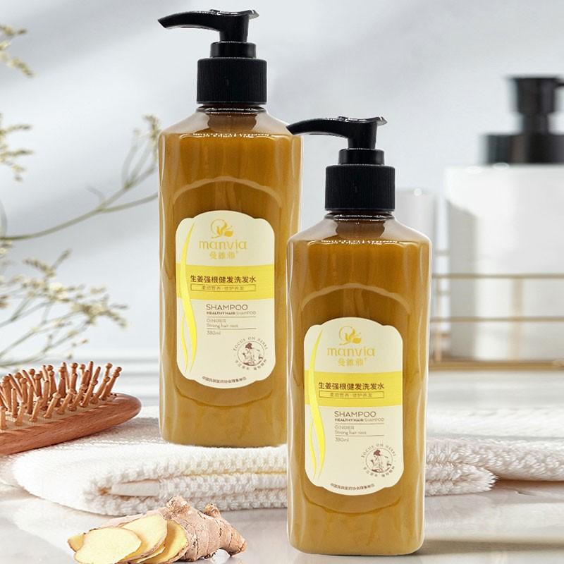 生姜强根健发洗发水