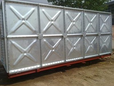镀锌板水箱