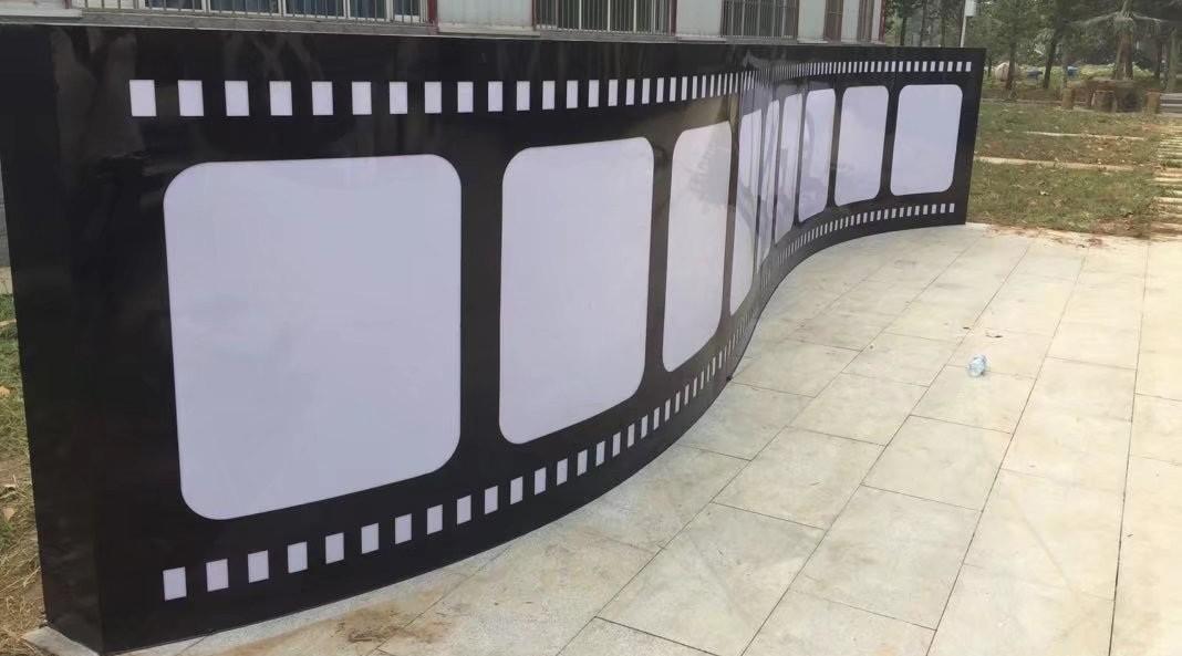 石家庄户外广告灯箱设计制作