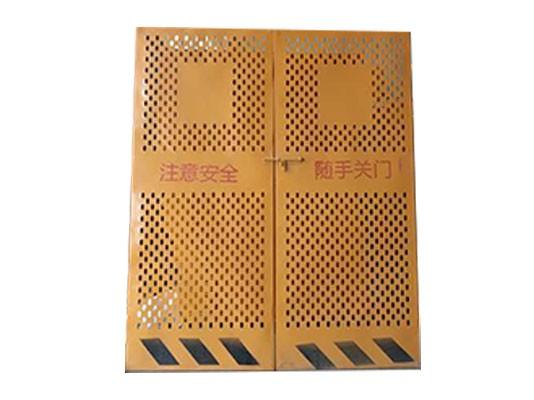 冲孔网电梯门