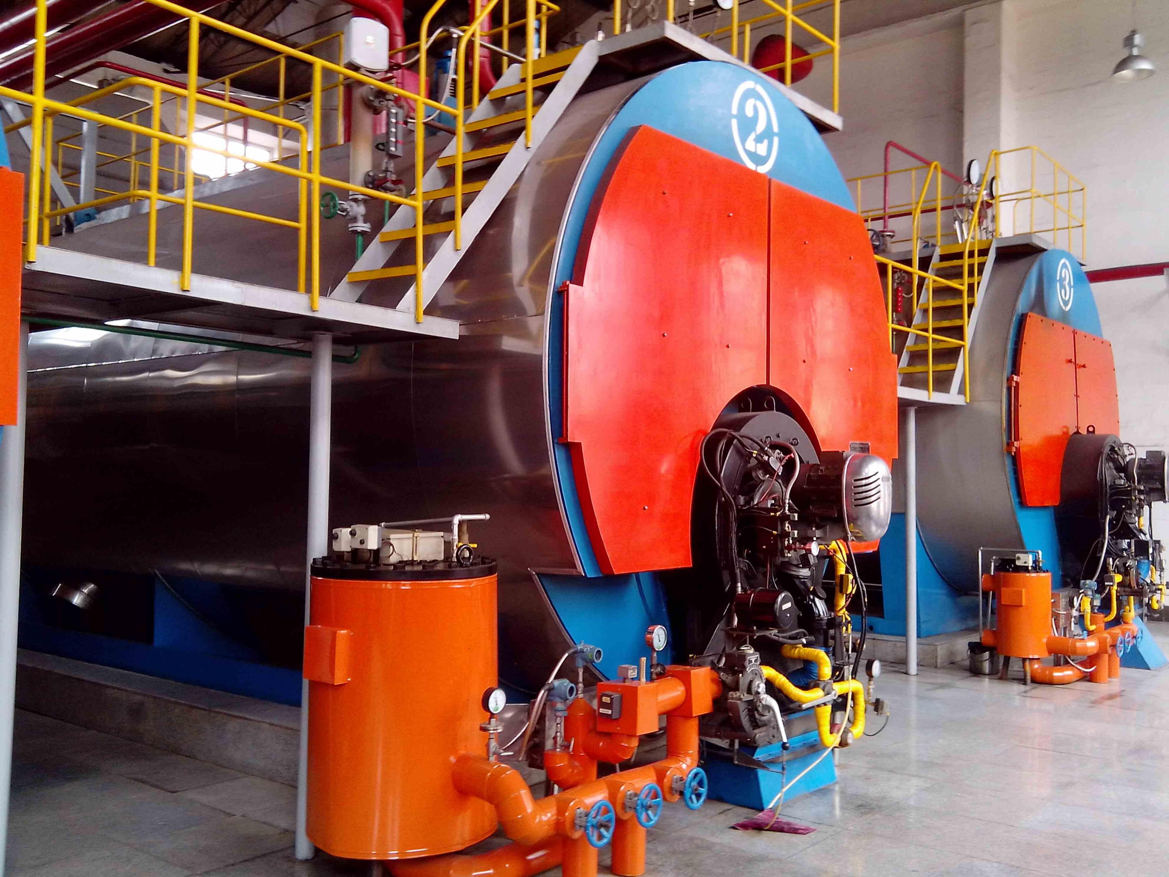 影响锅炉安全运行的主要因素