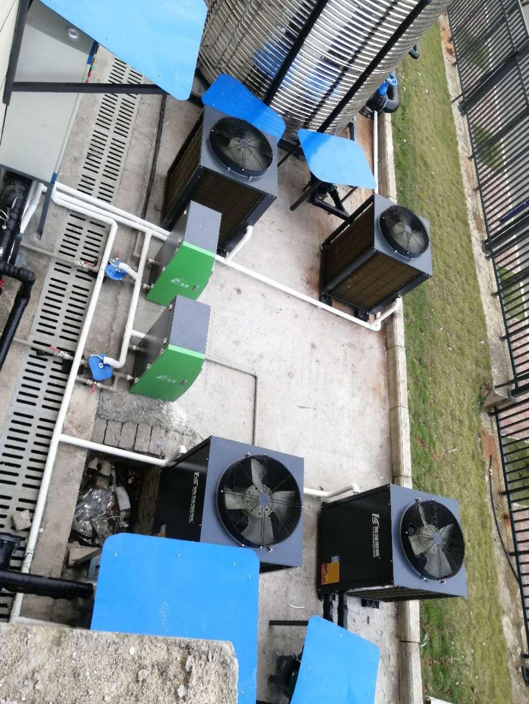 铜仁大龙二中空气能热水工程项目