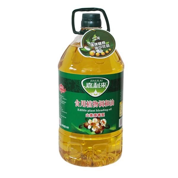 食用植物调和油 山茶原香型