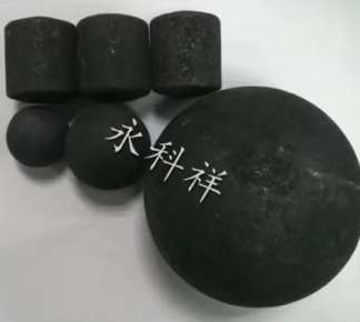高铬球的生产工艺及应用