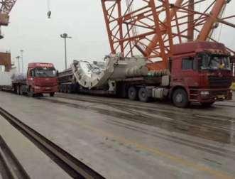 大件物流运输行业的发展现状