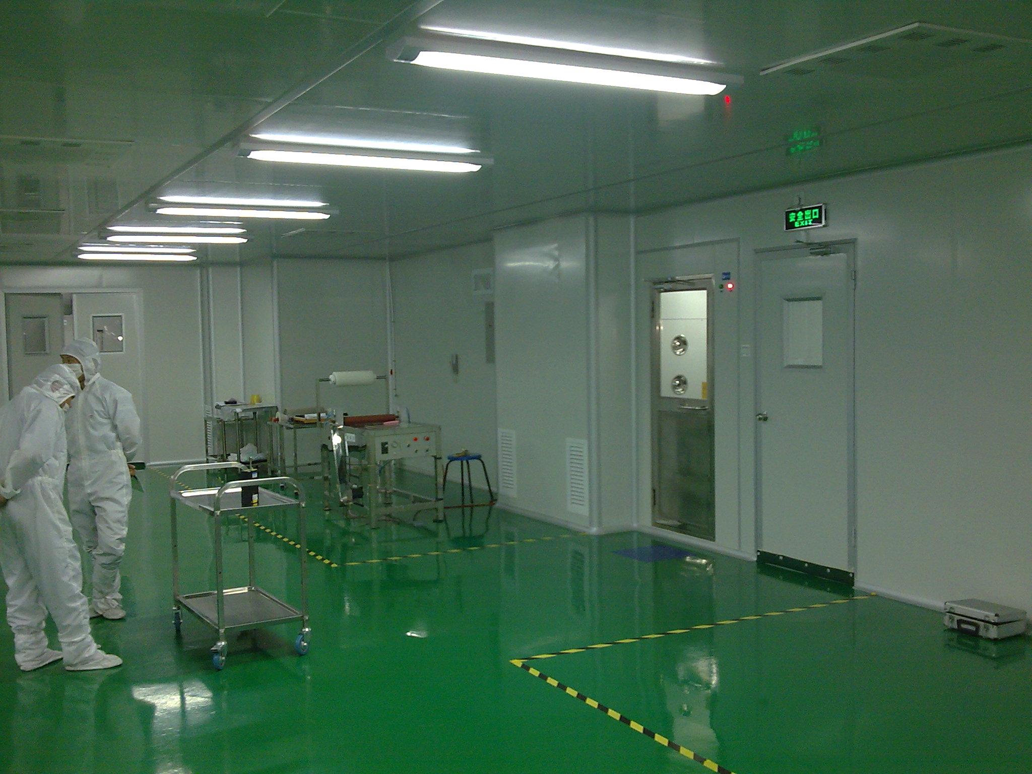 青岛净化工程技术对工业生产的重要性