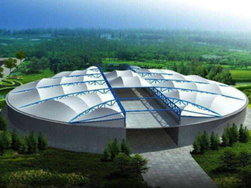 西宁污水膜结构