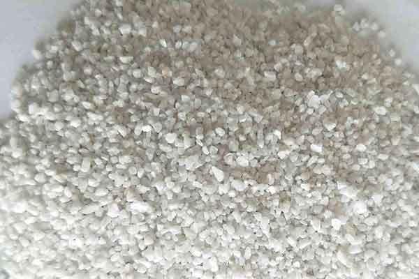雪花白砂子的形成及优点