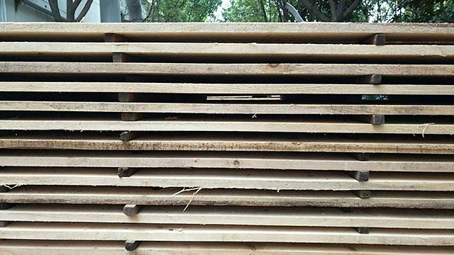 杉木板定额