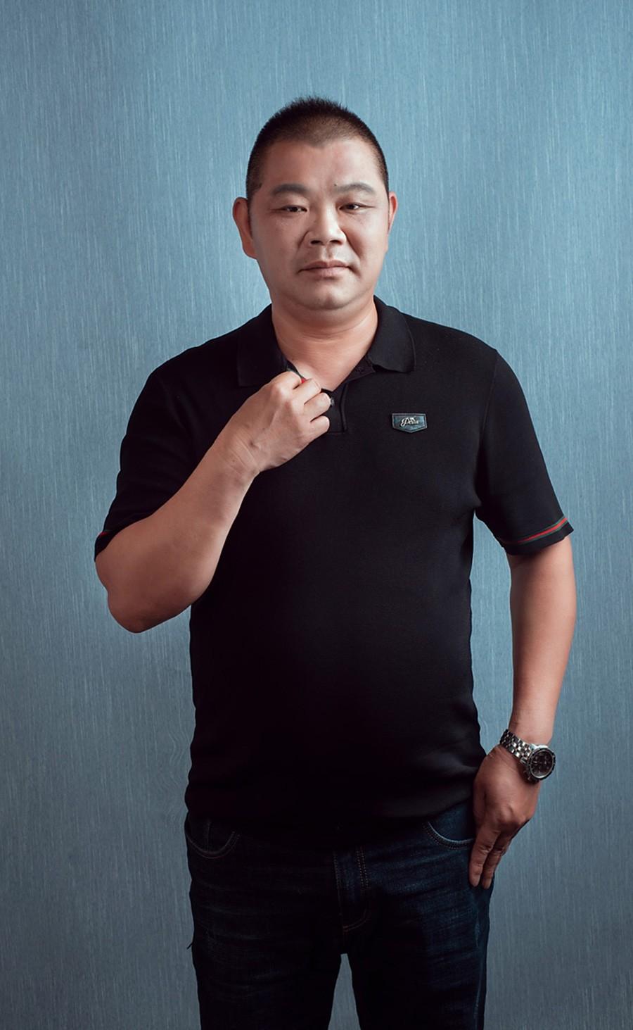 项目经理-黄福星