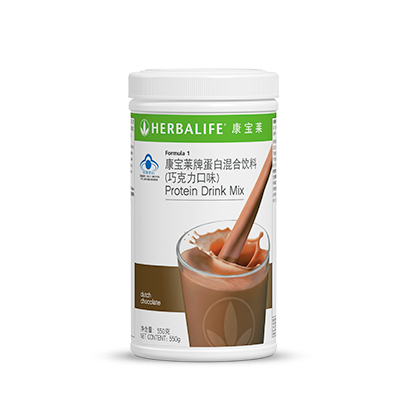 蛋白混合饮料(巧克力口味)