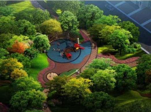 园林绿化的产生和发展源于改善环境的社会需求