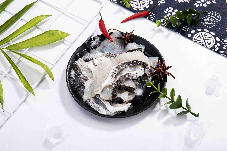 鲜鱼火锅肉片