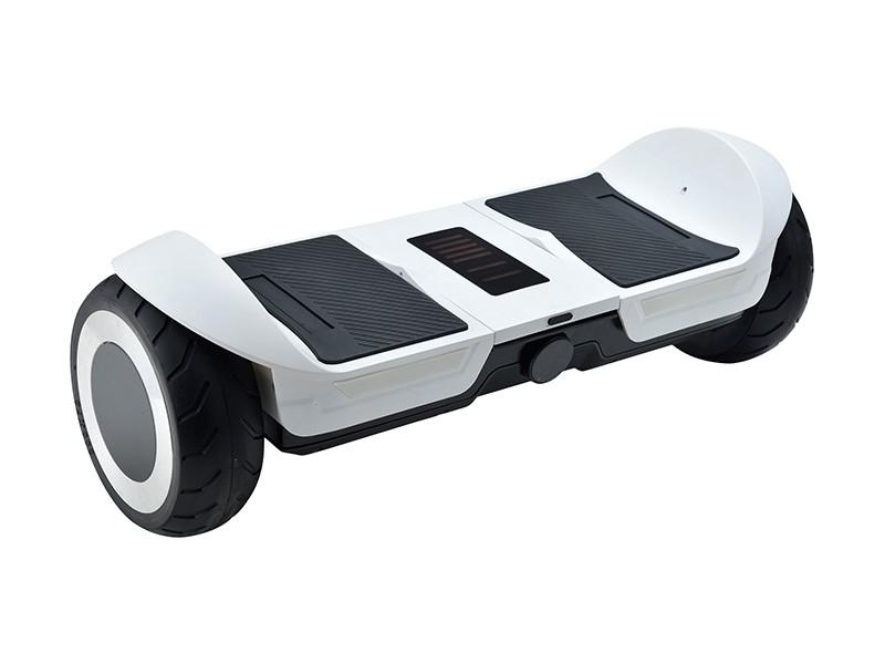 智能电动平衡车的工作原理是什么?