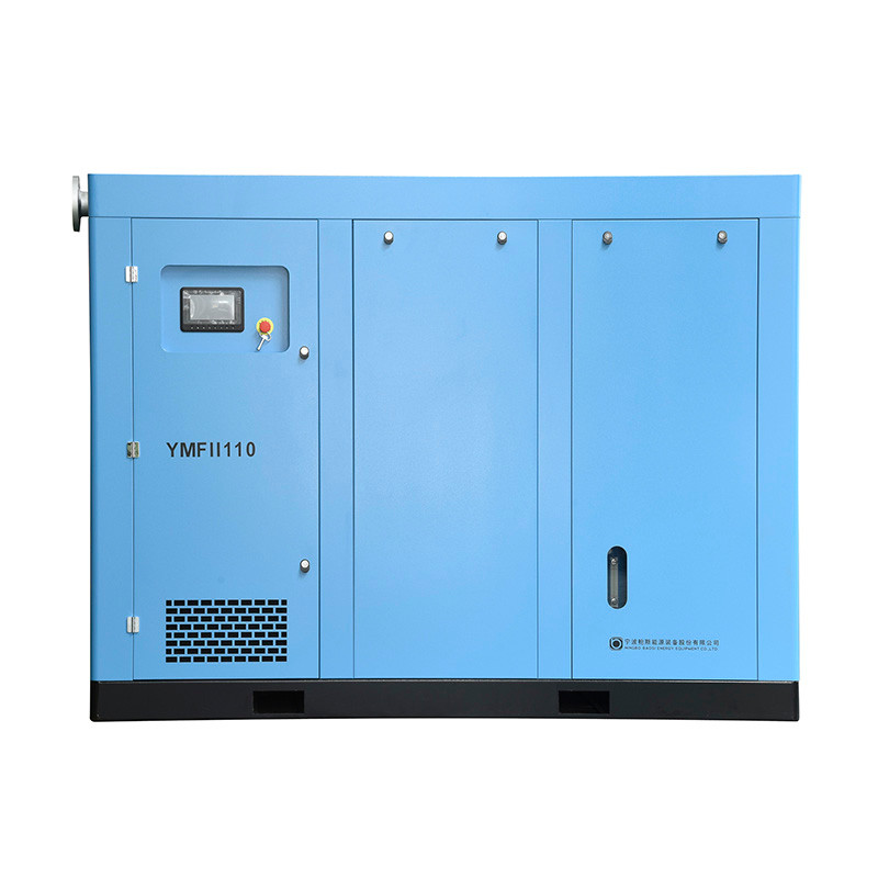 影响螺杆式空压机排气量的因素有哪些