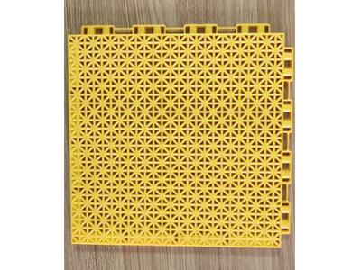 悬浮地板厂家叙述拼装地板安裝对气温和土层的规定