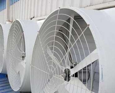 健身房的环保通风设备远比器械更重要