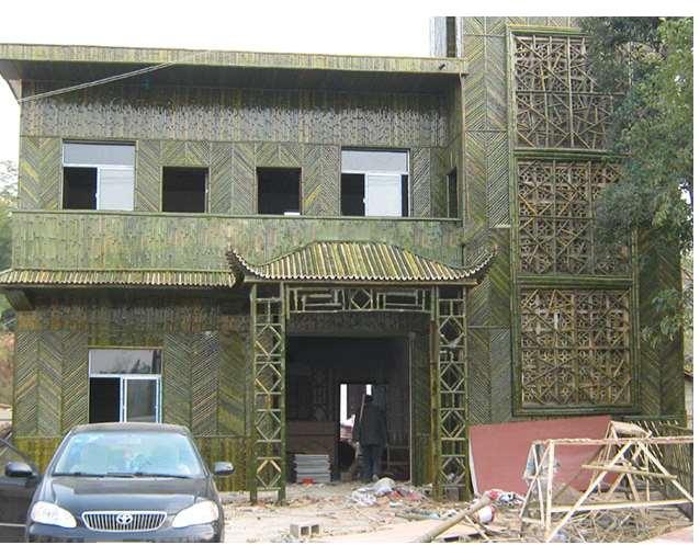 竹房子建设时应注意的问题