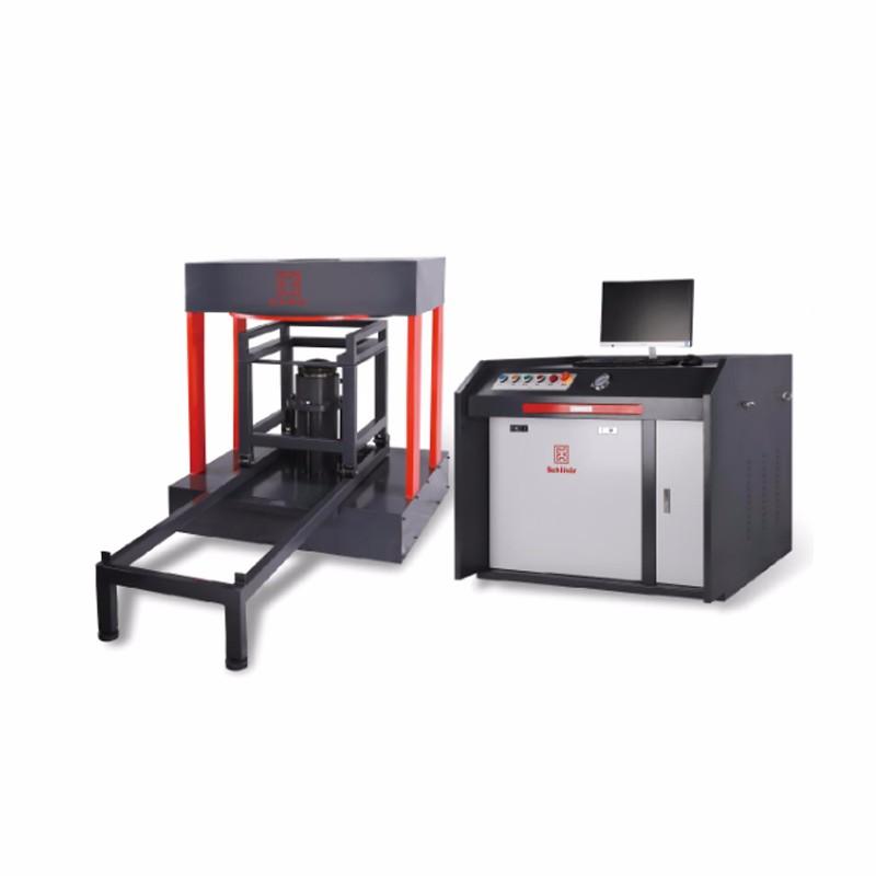 JGA系列-微机控制电液伺服井盖压力试验机