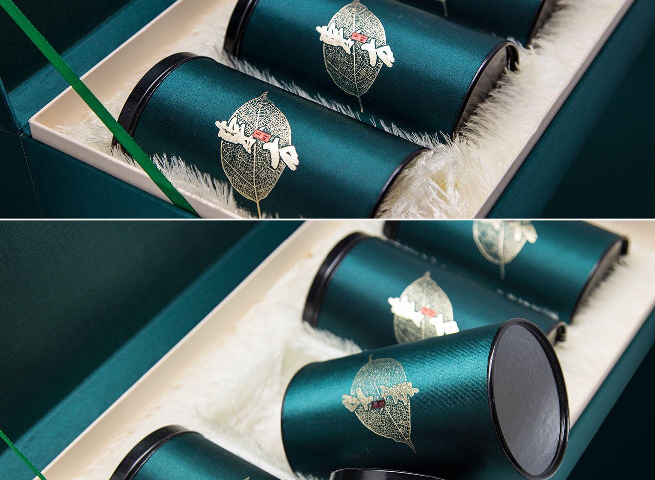 铁罐茶叶产品包装