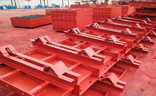 钢模板应注意的质量问题