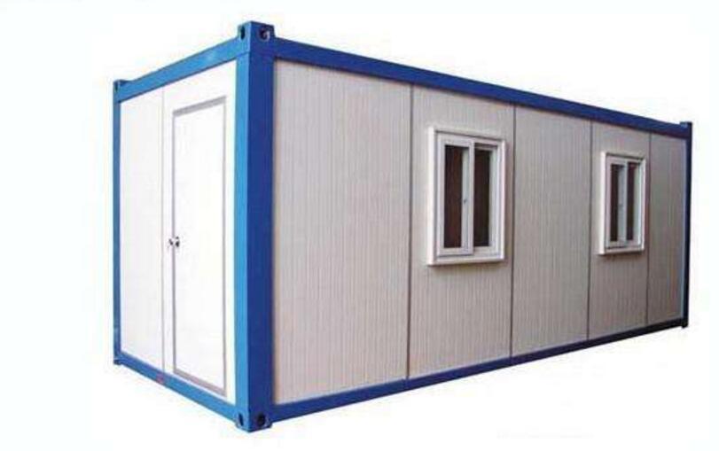 集成房屋的质量更加精细的结构