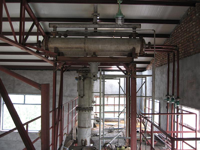 寒冷季节四川钢结构加工方案