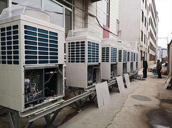 空气能热水器的工作原理