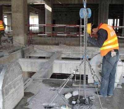 重混凝土混合料的辐射屏蔽性能