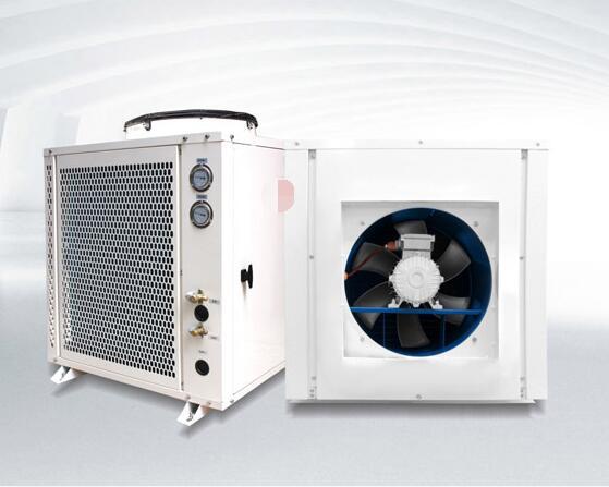 分体空气源烘干机组