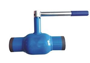山西标准全焊接球阀(带手柄)