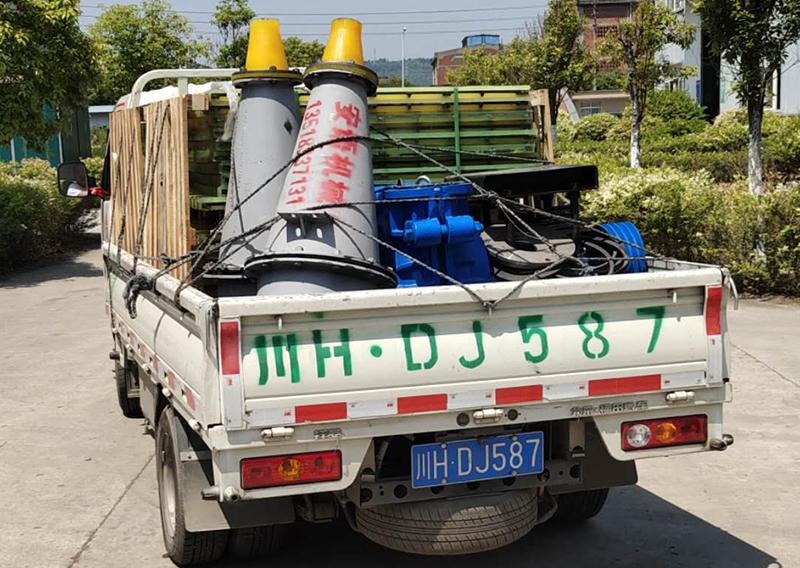 旋流器和渣浆泵运输案例