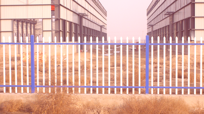 龙海机械围墙护栏1800米