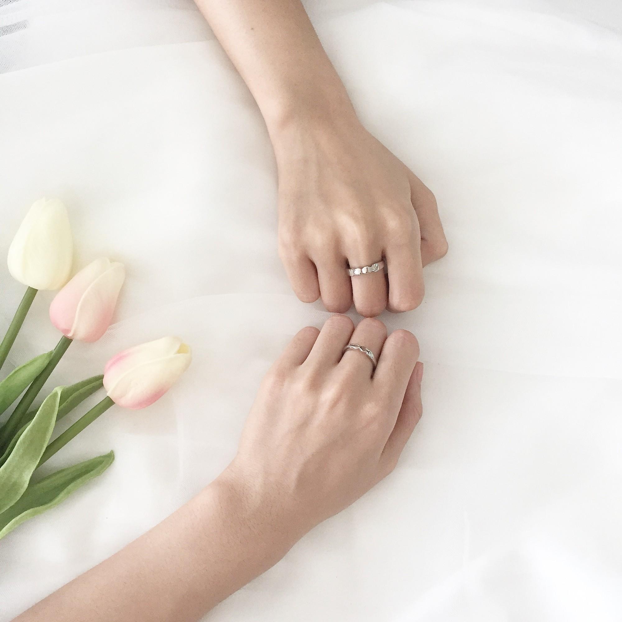 亲密无间接吻鱼ido对戒指