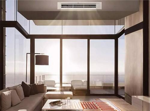 中央空调工程安装依据及使用材料原则