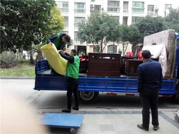 纳雍专业承接公司搬家品质保障